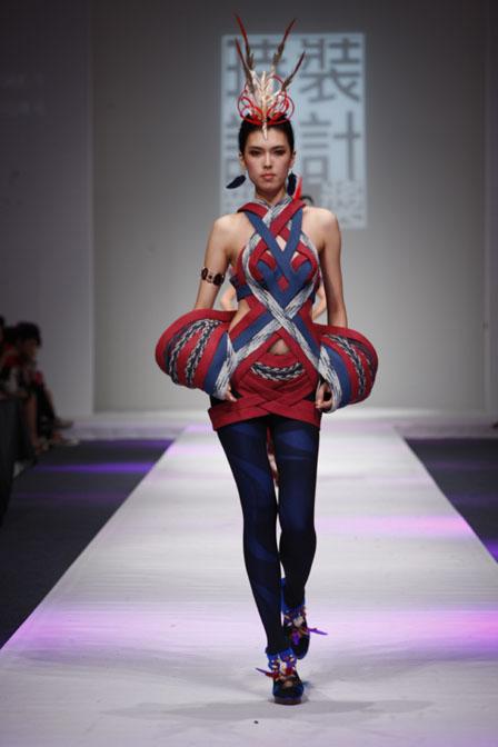 10 the finals of taiwan fashion design award 2011 2